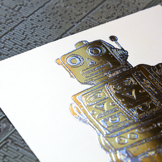 Liquid gold effect for amazing print application | J Point Plus