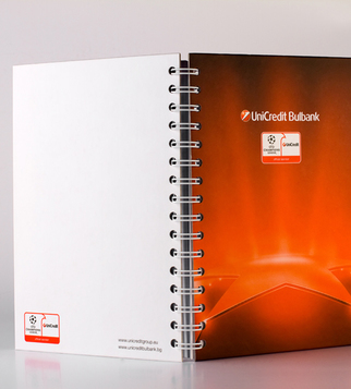 UniCredit Bulbank notebook | J Point Plus