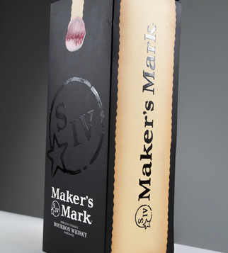 Maker's Mark box | J Point Plus