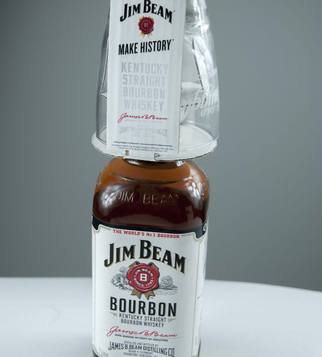 Neck hanger Jim Beam | J Point Plus