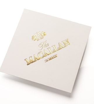 Hot stamping invitation | J Point Plus