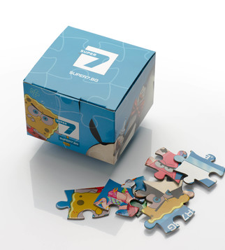 Carton puzzle | J Point Plus
