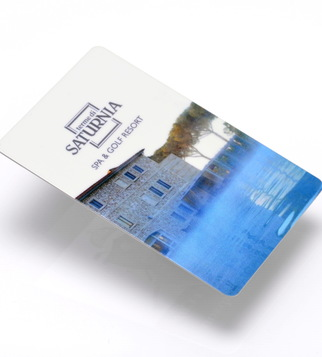 Hotel smart card with chip | J Point Cards