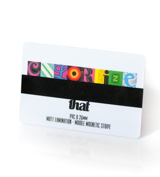 Smart card with magnetic stripe  | J Point Cards