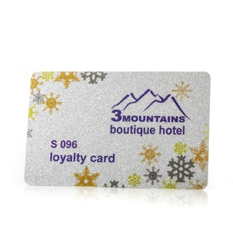 Loyalty card 3Mountains